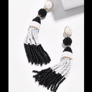 3 for 20 Sale! BaubleBar Granita Tassel Earrings